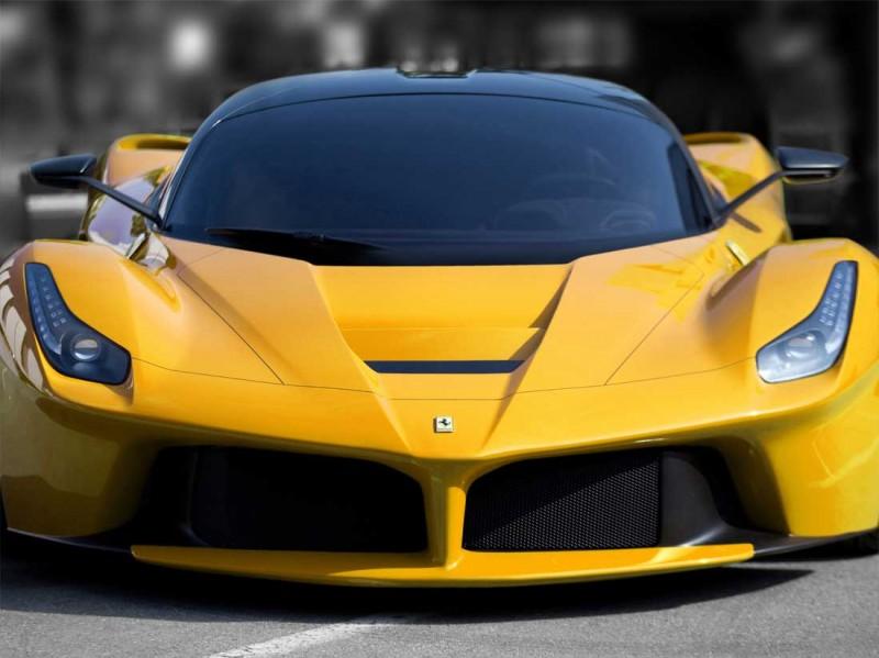 laferrari_enzo_f150_geneva_render_yellow_jaune